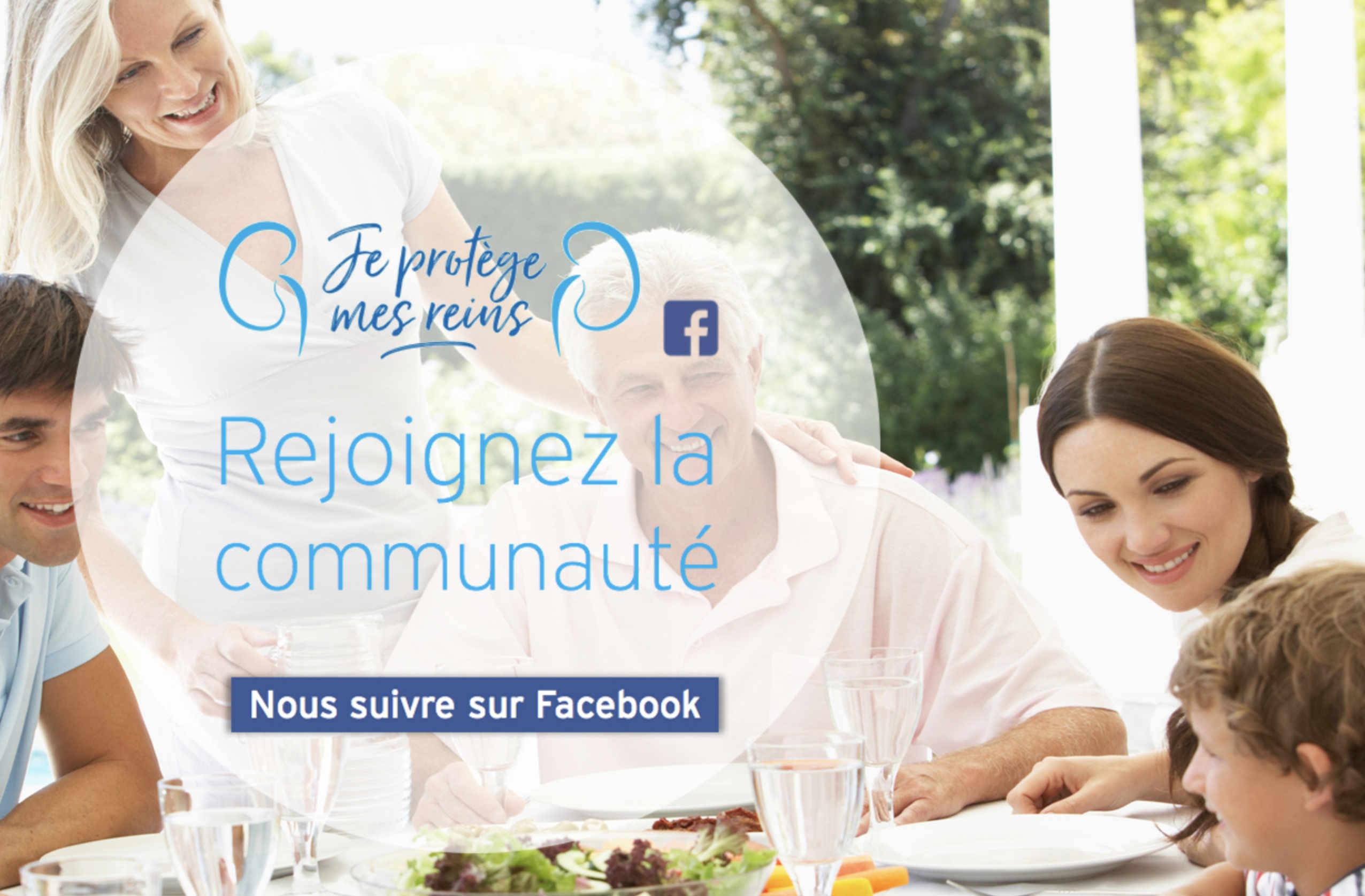 Rejoignez la communauté ! Suivez-nous sur Facebook